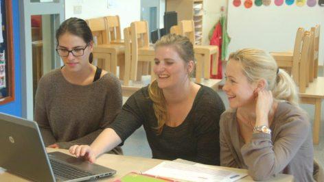 Video-interactiebegeleiding effectief hulpmiddel in kinderopvang